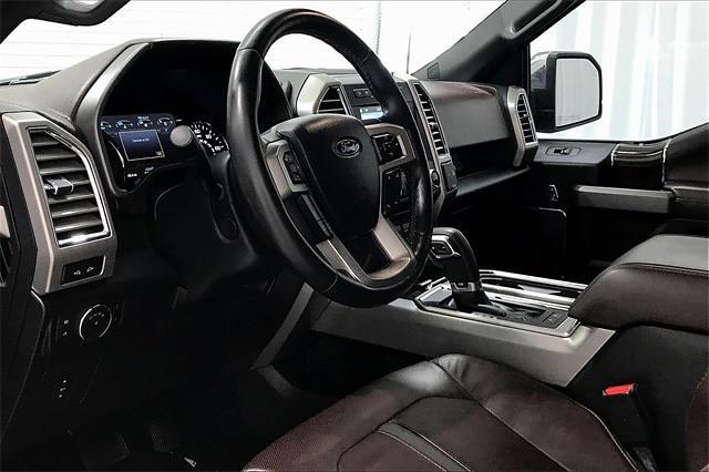 2017 Ford F-150 SuperCrew Cab 4x4, Pickup #THFA66247 - photo 15