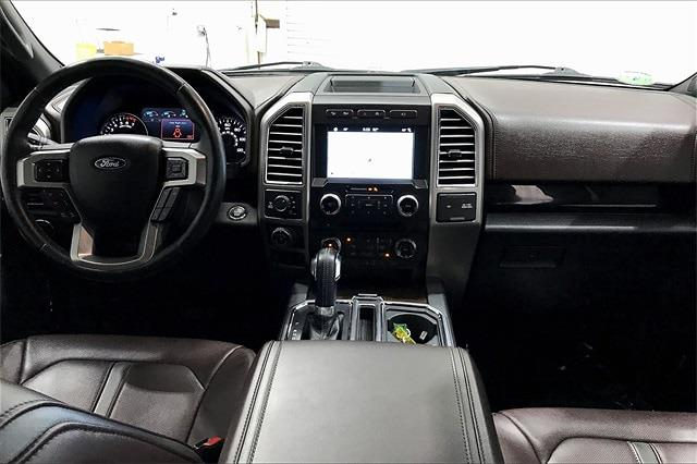 2017 Ford F-150 SuperCrew Cab 4x4, Pickup #THFA66247 - photo 17
