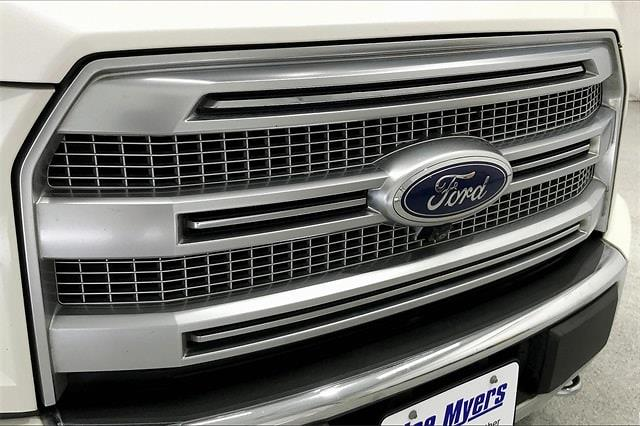 2017 Ford F-150 SuperCrew Cab 4x4, Pickup #THFA66247 - photo 34