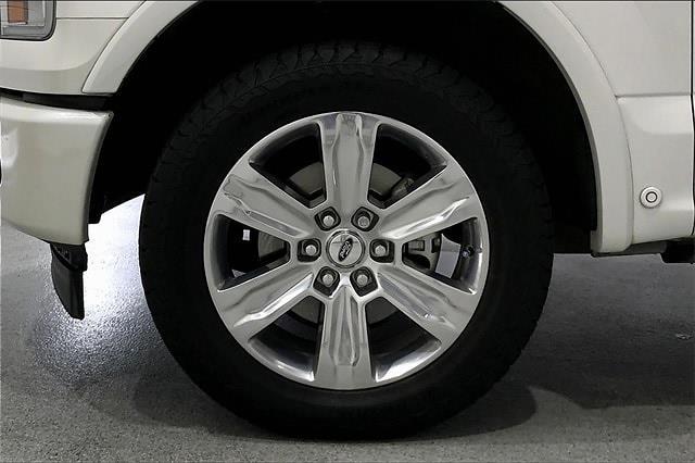 2017 Ford F-150 SuperCrew Cab 4x4, Pickup #THFA66247 - photo 10