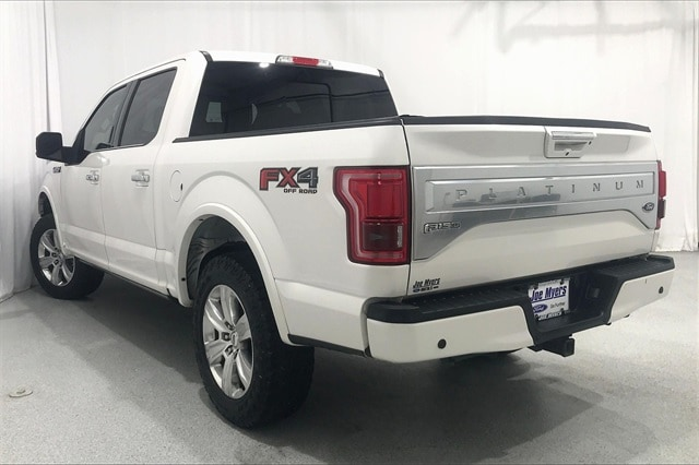 2017 Ford F-150 SuperCrew Cab 4x4, Pickup #THFB51867 - photo 2
