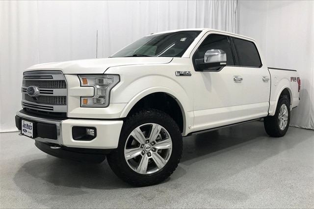 2017 Ford F-150 SuperCrew Cab 4x4, Pickup #THFB51867 - photo 1