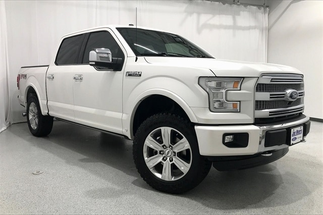 2017 Ford F-150 SuperCrew Cab 4x4, Pickup #THFB51867 - photo 3