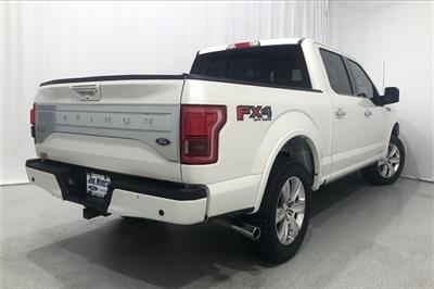 2017 Ford F-150 SuperCrew Cab 4x4, Pickup #THFB51867 - photo 14