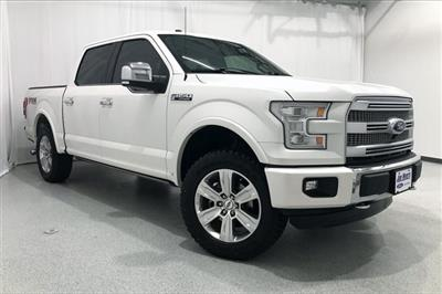 2017 Ford F-150 SuperCrew Cab 4x4, Pickup #THFB51867 - photo 39