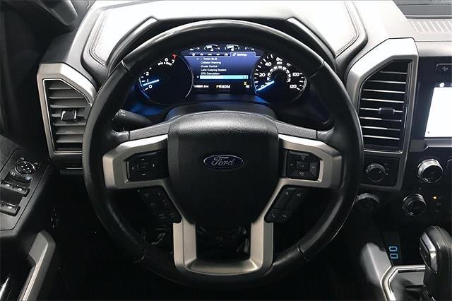 2017 Ford F-150 SuperCrew Cab 4x4, Pickup #THFC80609 - photo 6
