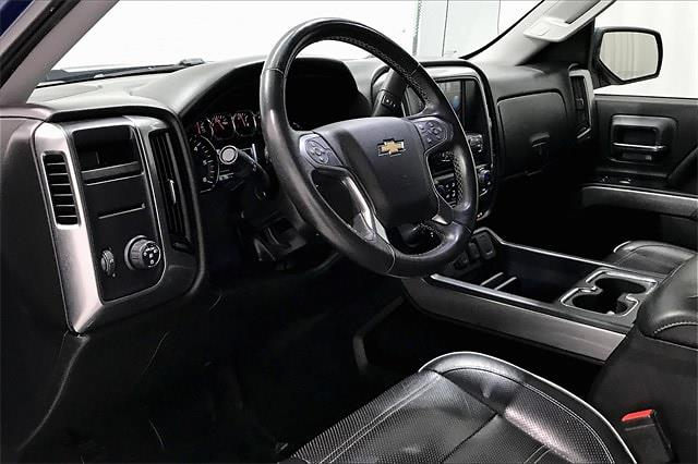 2017 Chevrolet Silverado 1500 Crew Cab 4x2, Pickup #THG183203 - photo 14