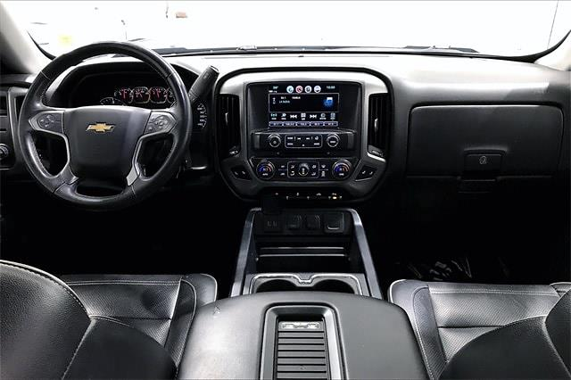 2017 Chevrolet Silverado 1500 Crew Cab 4x2, Pickup #THG183203 - photo 16