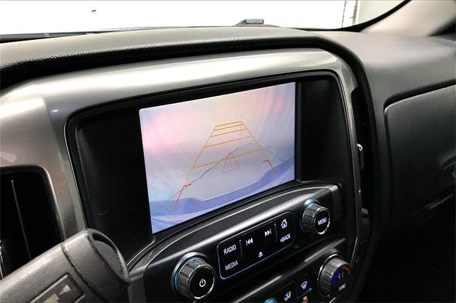 2017 Chevrolet Silverado 1500 Crew Cab 4x2, Pickup #THG183203 - photo 25