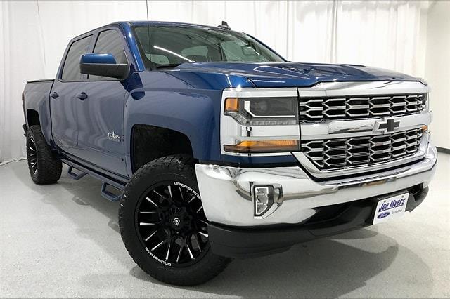 2017 Chevrolet Silverado 1500 Crew Cab 4x2, Pickup #THG183203 - photo 35