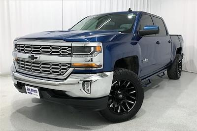 2017 Chevrolet Silverado 1500 Crew Cab 4x2, Pickup #THG183203 - photo 12