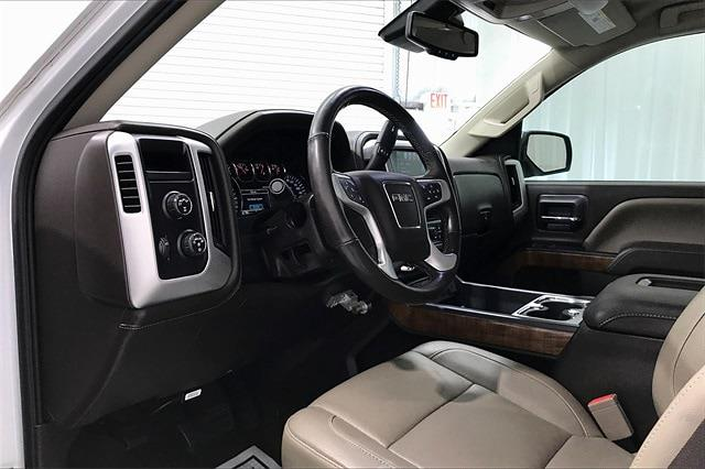 2017 GMC Sierra 1500 Crew Cab 4x4, Pickup #THG277817 - photo 15