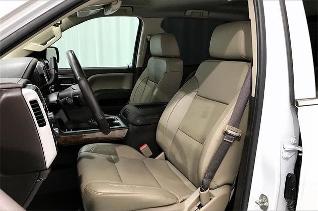 2017 GMC Sierra 1500 Crew Cab 4x4, Pickup #THG277817 - photo 20