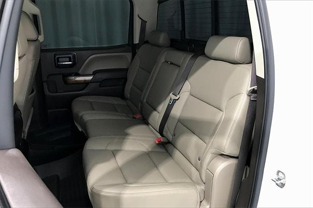 2017 GMC Sierra 1500 Crew Cab 4x4, Pickup #THG277817 - photo 21