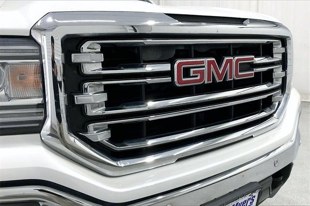 2017 GMC Sierra 1500 Crew Cab 4x4, Pickup #THG277817 - photo 34