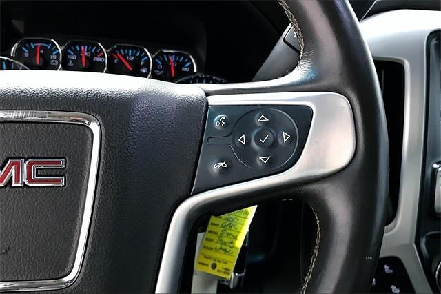 2017 GMC Sierra 1500 Crew Cab 4x4, Pickup #THG393404 - photo 24