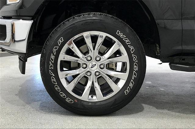 2017 Ford F-150 SuperCrew Cab 4x4, Pickup #THKC41101 - photo 10