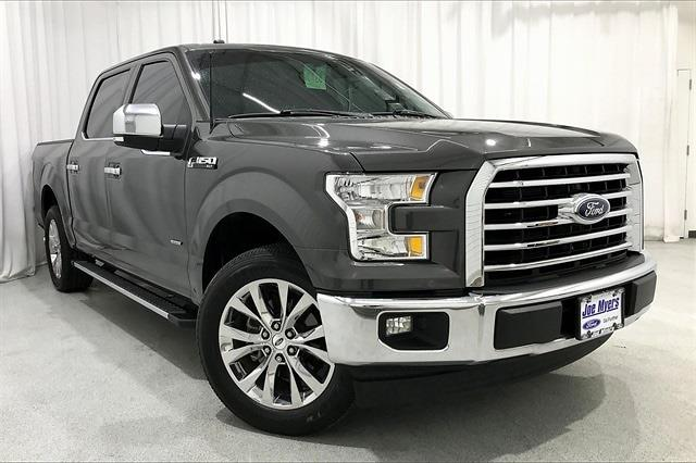 2017 Ford F-150 SuperCrew Cab 4x2, Pickup #THKC59936 - photo 3