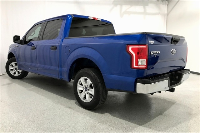 2017 Ford F-150 SuperCrew Cab RWD, Pickup #THKC64257 - photo 2