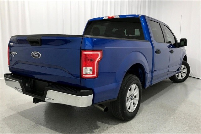 2017 Ford F-150 SuperCrew Cab RWD, Pickup #THKC64257 - photo 14