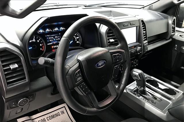 2017 Ford F-150 SuperCrew Cab 4x2, Pickup #THKD40137 - photo 15