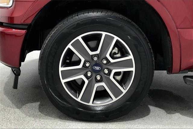 2017 Ford F-150 SuperCrew Cab 4x2, Pickup #THKD40137 - photo 11