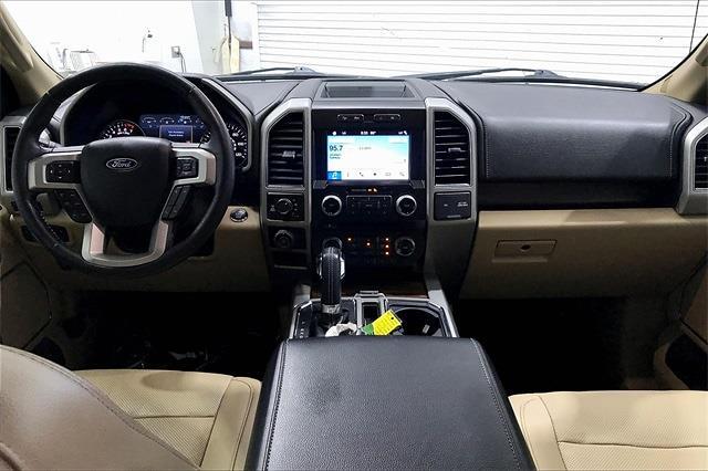 2017 Ford F-150 SuperCrew Cab 4x4, Pickup #THKD41284 - photo 17
