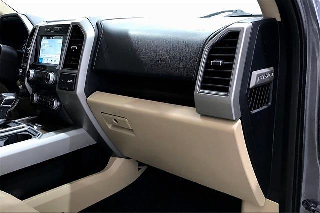 2017 Ford F-150 SuperCrew Cab 4x4, Pickup #THKD41284 - photo 18
