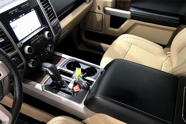 2017 Ford F-150 SuperCrew Cab 4x4, Pickup #THKD41284 - photo 19