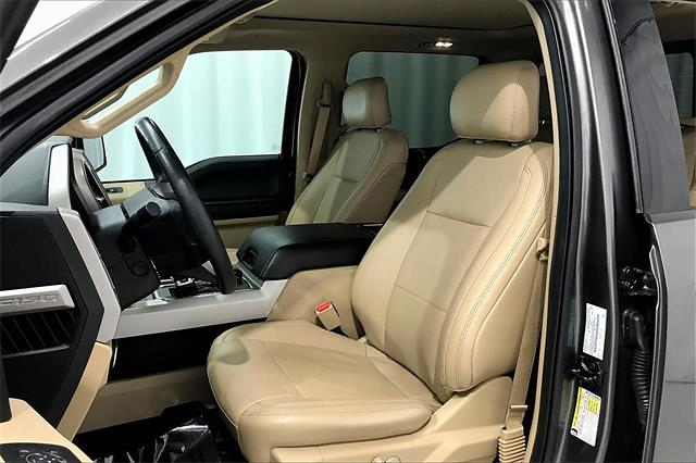 2017 Ford F-150 SuperCrew Cab 4x4, Pickup #THKD41284 - photo 20
