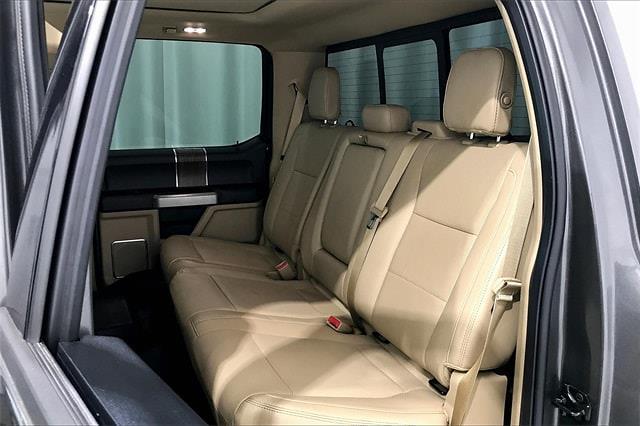 2017 Ford F-150 SuperCrew Cab 4x4, Pickup #THKD41284 - photo 21