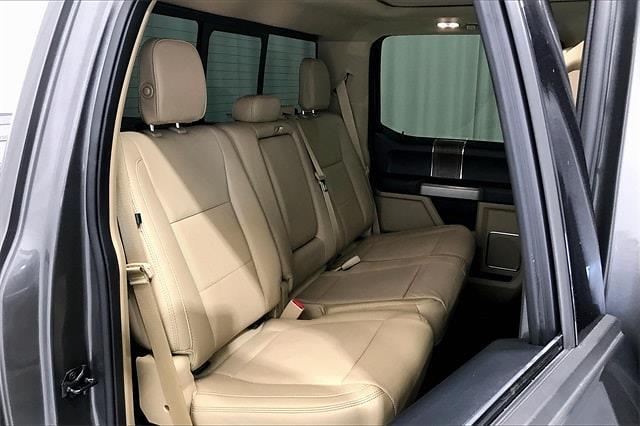 2017 Ford F-150 SuperCrew Cab 4x4, Pickup #THKD41284 - photo 22