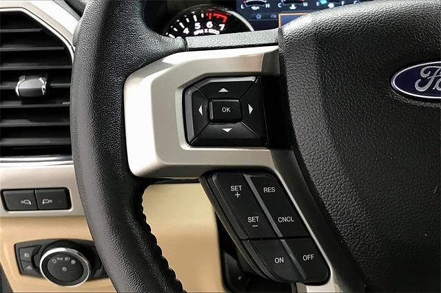 2017 Ford F-150 SuperCrew Cab 4x4, Pickup #THKD41284 - photo 24