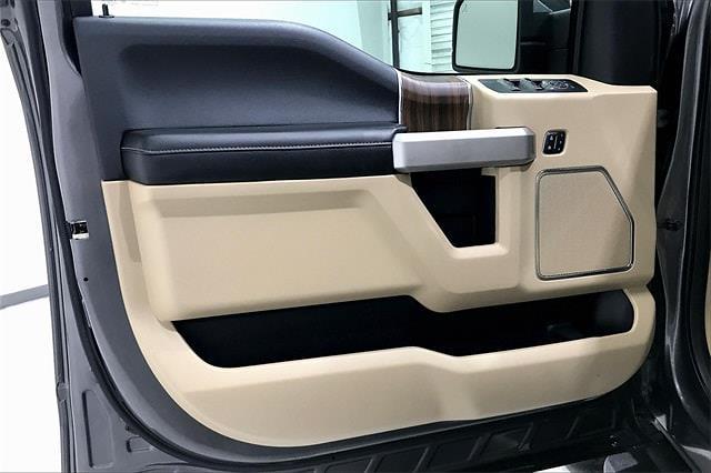 2017 Ford F-150 SuperCrew Cab 4x4, Pickup #THKD41284 - photo 28