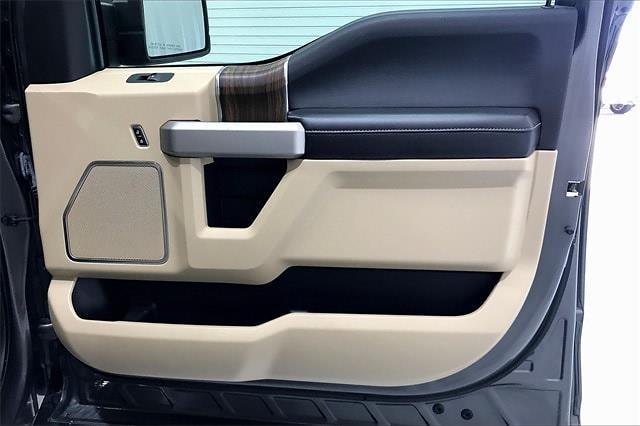 2017 Ford F-150 SuperCrew Cab 4x4, Pickup #THKD41284 - photo 29
