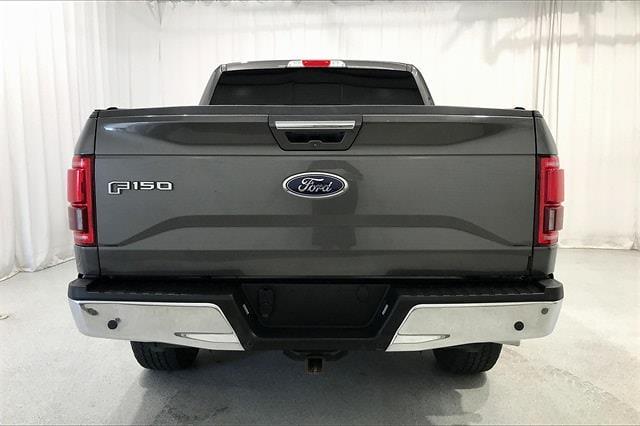 2017 Ford F-150 SuperCrew Cab 4x4, Pickup #THKD41284 - photo 4