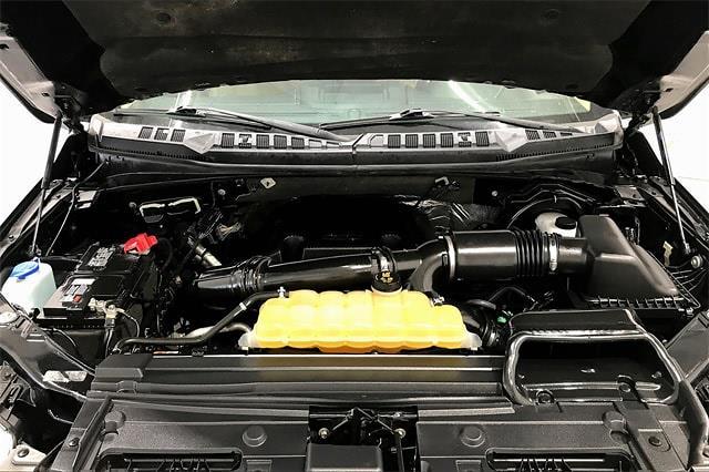 2017 Ford F-150 SuperCrew Cab 4x4, Pickup #THKD41284 - photo 36