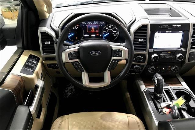 2017 Ford F-150 SuperCrew Cab 4x4, Pickup #THKD41284 - photo 6