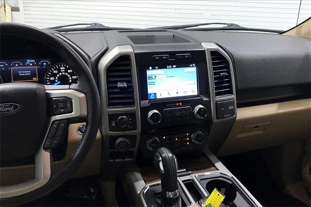 2017 Ford F-150 SuperCrew Cab 4x4, Pickup #THKD41284 - photo 7