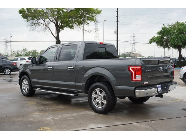 2017 F-150 SuperCrew Cab 4x2, Pickup #THKE10430 - photo 3