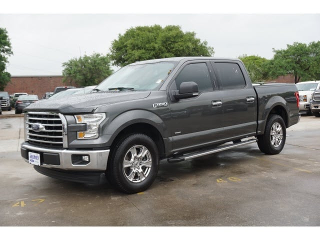 2017 F-150 SuperCrew Cab 4x2, Pickup #THKE10430 - photo 25
