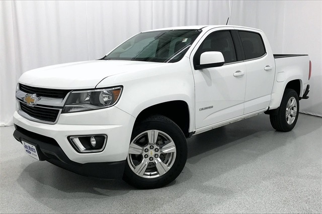 2018 Chevrolet Colorado Crew Cab RWD, Pickup #TJ1136565 - photo 13
