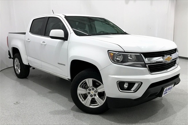 2018 Chevrolet Colorado Crew Cab RWD, Pickup #TJ1136565 - photo 1