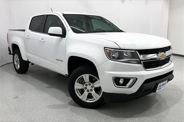 2018 Chevrolet Colorado Crew Cab RWD, Pickup #TJ1136565 - photo 39