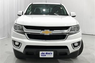 2018 Chevrolet Colorado Crew Cab RWD, Pickup #TJ1136565 - photo 2