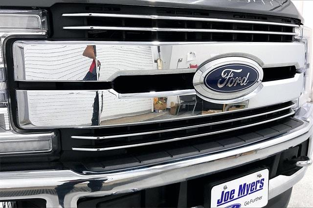 2018 Ford F-250 Crew Cab 4x4, Pickup #TJEC53350 - photo 34