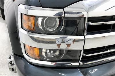 2018 Silverado 3500 Crew Cab 4x4,  Pickup #TJF200965 - photo 32
