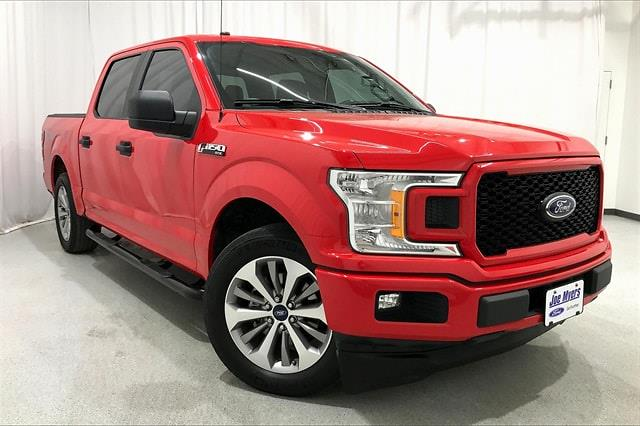 2018 Ford F-150 SuperCrew Cab 4x2, Pickup #TJFA05398 - photo 3