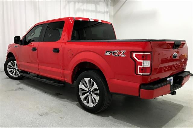 2018 Ford F-150 SuperCrew Cab 4x2, Pickup #TJFA05398 - photo 2