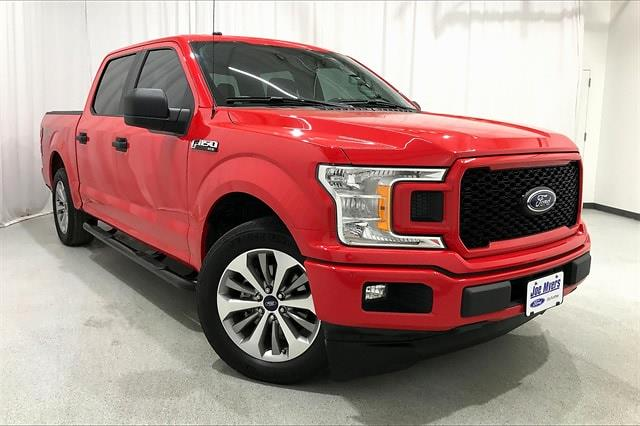 2018 Ford F-150 SuperCrew Cab 4x2, Pickup #TJFA05398 - photo 39